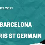 FC Barcelona – Paris St. Germain Tipp 16.02.2021
