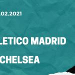 Atletico Madrid – FC Chelsea Tipp 23.02.2021
