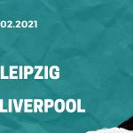 RB Leipzig - FC Liverpool Tipp 16.02.2021