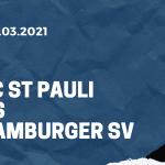 FC St. Pauli - Hamburger SV Tipp 01.03.2021