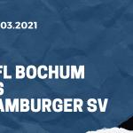 VfL Bochum - Hamburger SV Tipp 12.03.2021