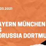 FC Bayern München – Borussia Dortmund Tipp 05.03.2021