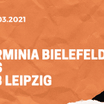 Arminia Bielefeld – RB Leipzig Tipp 19.03.2021