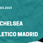 FC Chelsea - Atletico Madrid Tipp Champions League 2021