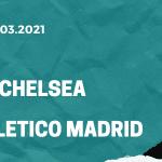 FC Chelsea - Atletico Madrid Tipp Champions League 2021