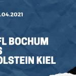 VfL Bochum - Holstein Kiel Tipp 03.04.2021