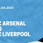 FC Arsenal - FC Liverpool Tipp 03.04.2021