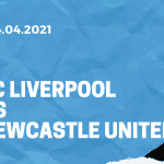 FC Liverpool - Newcastle United Tipp 24.04.2021