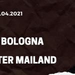 FC Bologna - Inter Mailand Tipp 03.04.2021