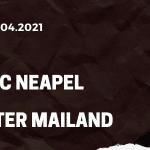SSC Neapel - Inter Mailand Tipp 18.04.2021
