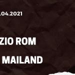 Lazio Rom - AC Mailand Tipp 26.04.2021