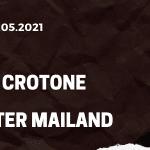 FC Crotone - Inter Mailand Tipp 01.05.2021