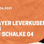 Bayer Leverkusen – Schalke 04 Tipp 03.04.2021