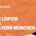 RB Leipzig - FC Bayern München Tipp 03.04.2021