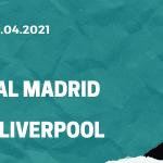 Real Madrid – FC Liverpool Tipp 06.04.2021