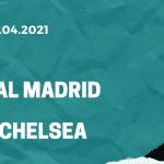Real Madrid - FC Chelsea Tipp 27.04.2021