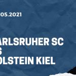 Karlsruher SC - Holstein Kiel Tipp 16.05.2021