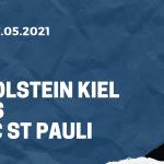 Holstein Kiel - FC St. Pauli Tipp 07.05.2021