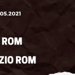 AS Rom - Lazio Rom Tipp 15.05.2021