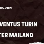 Juventus Turin - Inter Mailand Tipp 15.05.2021