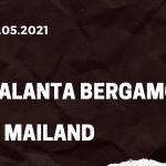 Atalanta Bergamo - AC Mailand Tipp 23.05.2021