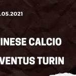 Udinese Calcio - Juventus Turin Tipp 02.05.2021
