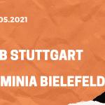 VfB Stuttgart – Arminia Bielefeld Tipp 22.05.2021