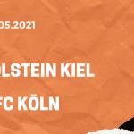 Holstein Kiel - 1. FC Köln Rückspiel Relegation Tipp 29.05.2021