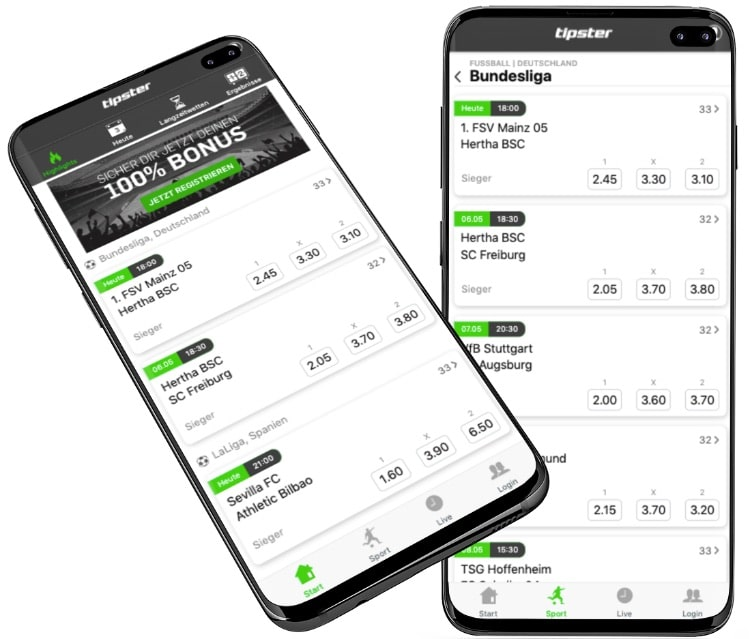 Tipster App