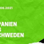 Spanien – Schweden Tipp 13.06.2021