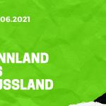 Finnland - Russland Tipp 16.06.2021