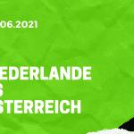 Niederlande - Österreich Tipp 17.06.2021