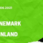 Dänemark - Finnland Tipp 12.06.2021