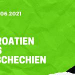 Kroatien - Tschechien Tipp 18.06.2021