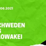 Schweden – Slowakei Tipp 18.06.2021