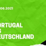 Portugal - Deutschland Tipp 19.06.2021