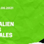 Italien – Wales Tipp 20.06.2021