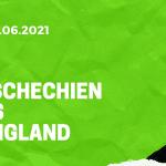 Tschechien - England Tipp 22.06.2021