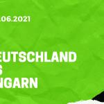 Deutschland - Ungarn Tipp 23.06.2021