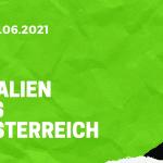Italien - Österreich Tipp 26.06.2021