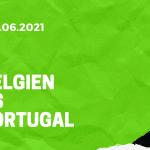 Belgien - Portugal Tipp 27.06.2021