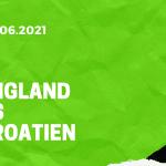 England - Kroatien Tipp 13.06.2021