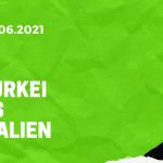 Türkei - Italien Tipp 11.06.2021