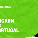 Ungarn - Portugal Tipp 15.06.2021