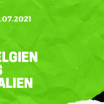 Belgien – Italien Tipp 02.07.2021