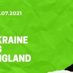 Ukraine – England Tipp 03.07.2021