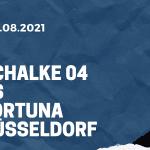 FC Schalke 04 - Fortuna Düsseldorf Tipp 28.08.2021