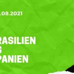 Brasilien - Spanien Olympia Finale Tipp 07.08.2021