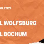 VfL Wolfsburg – VfL Bochum Tipp 14.04.2021