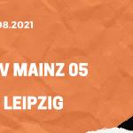 1.FSV Mainz 05 – RB Leipzig Tipp 15.08.2021